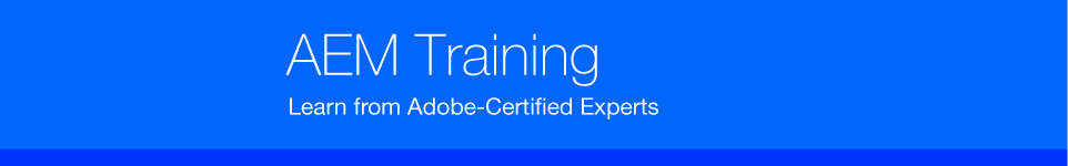Adobe Experience Manager Forms Training - Learn from Certified Experts.