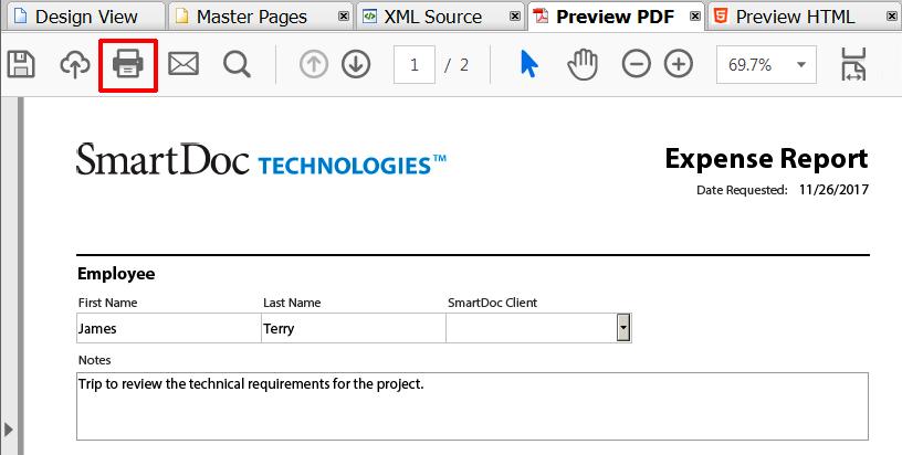 PDF Forms and Documents Articles AEM Documentation SmartDoc